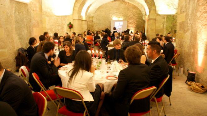 Le Gala des Anciens 2014