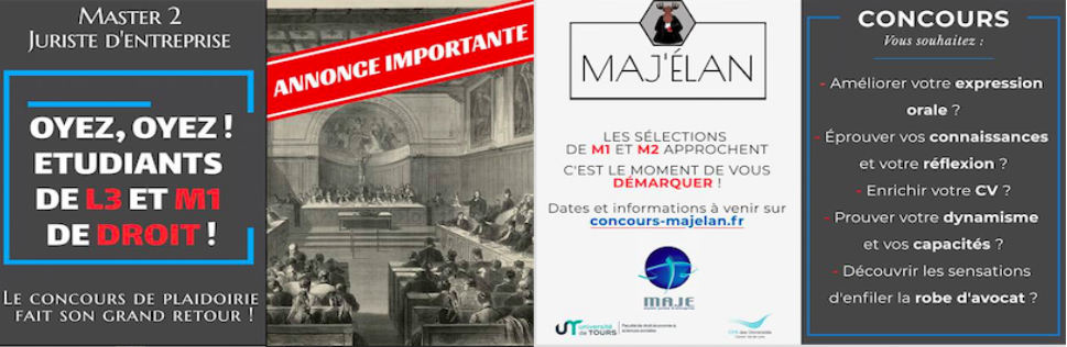 Concours Maj'Élan 2019